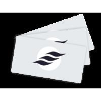 1000 визиток + 1000 календарей карманных